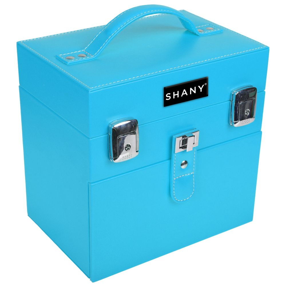 SHANY-Color-Matters-Nail-Accessories-Organizer-and-Makeup-Train-Case miniature 64
