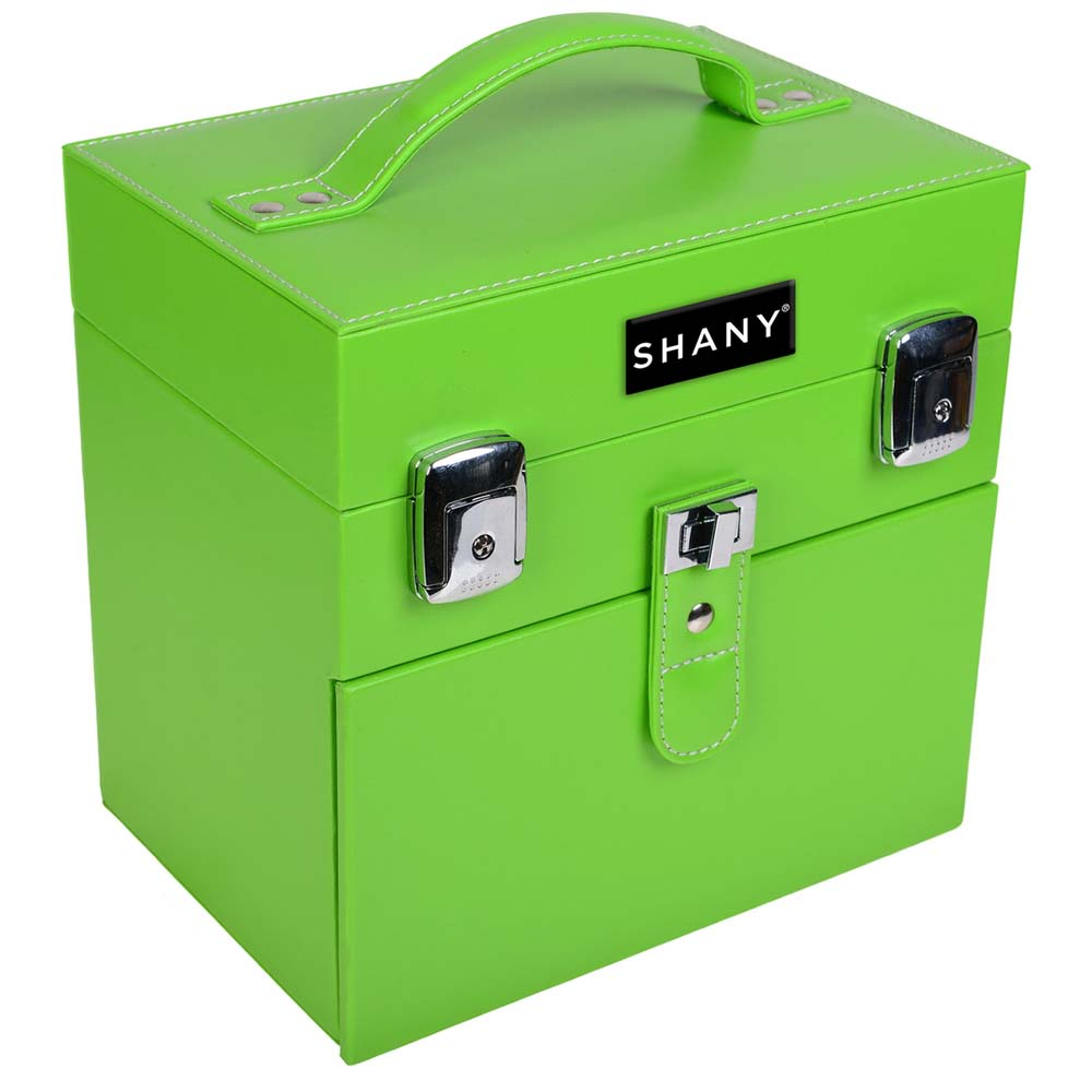 SHANY-Color-Matters-Nail-Accessories-Organizer-and-Makeup-Train-Case miniature 9