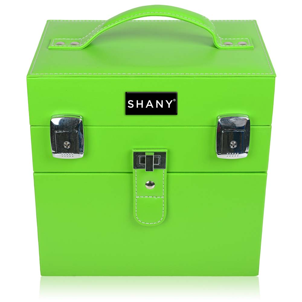 SHANY-Color-Matters-Nail-Accessories-Organizer-and-Makeup-Train-Case miniature 10