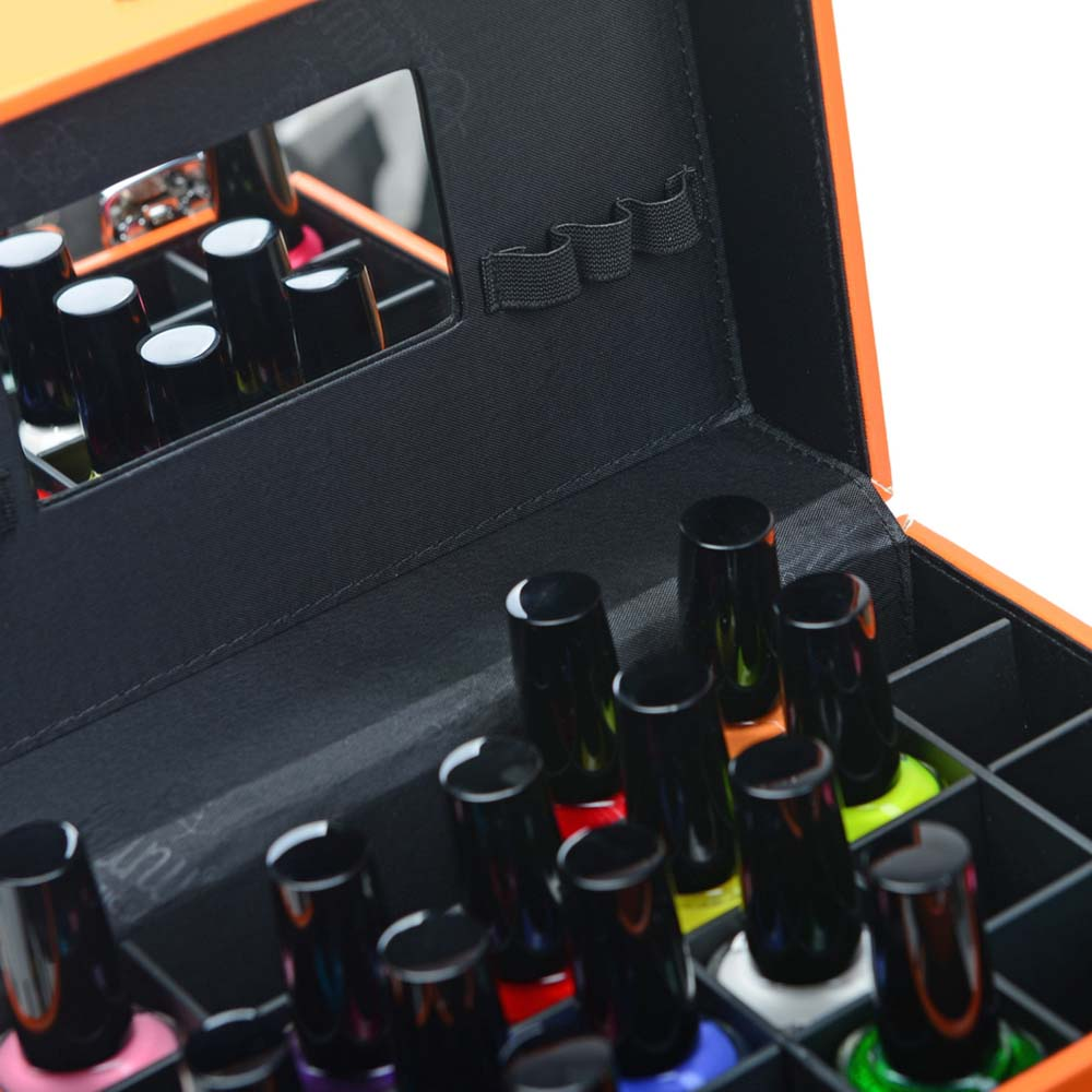 SHANY-Color-Matters-Nail-Accessories-Organizer-and-Makeup-Train-Case miniature 57