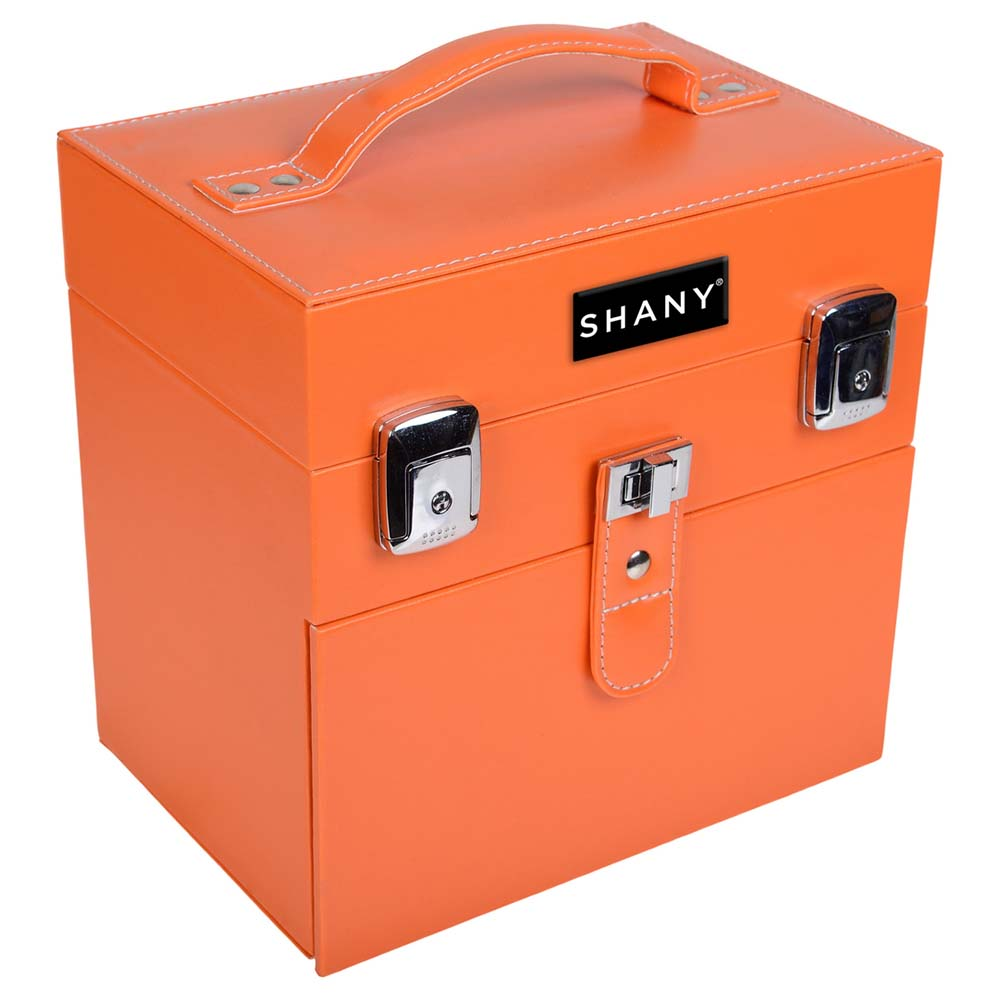 SHANY-Color-Matters-Nail-Accessories-Organizer-and-Makeup-Train-Case miniature 59