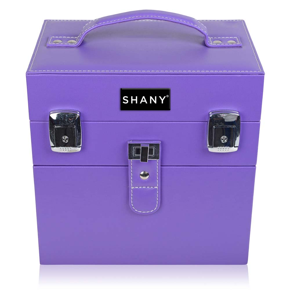 SHANY-Color-Matters-Nail-Accessories-Organizer-and-Makeup-Train-Case miniature 76