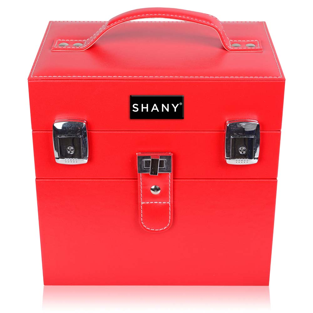 SHANY-Color-Matters-Nail-Accessories-Organizer-and-Makeup-Train-Case miniature 27