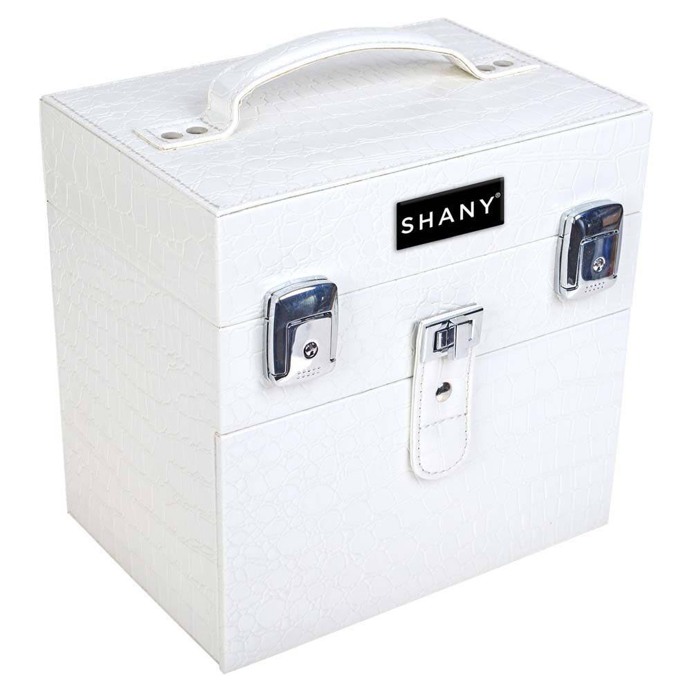 SHANY-Color-Matters-Nail-Accessories-Organizer-and-Makeup-Train-Case miniature 83