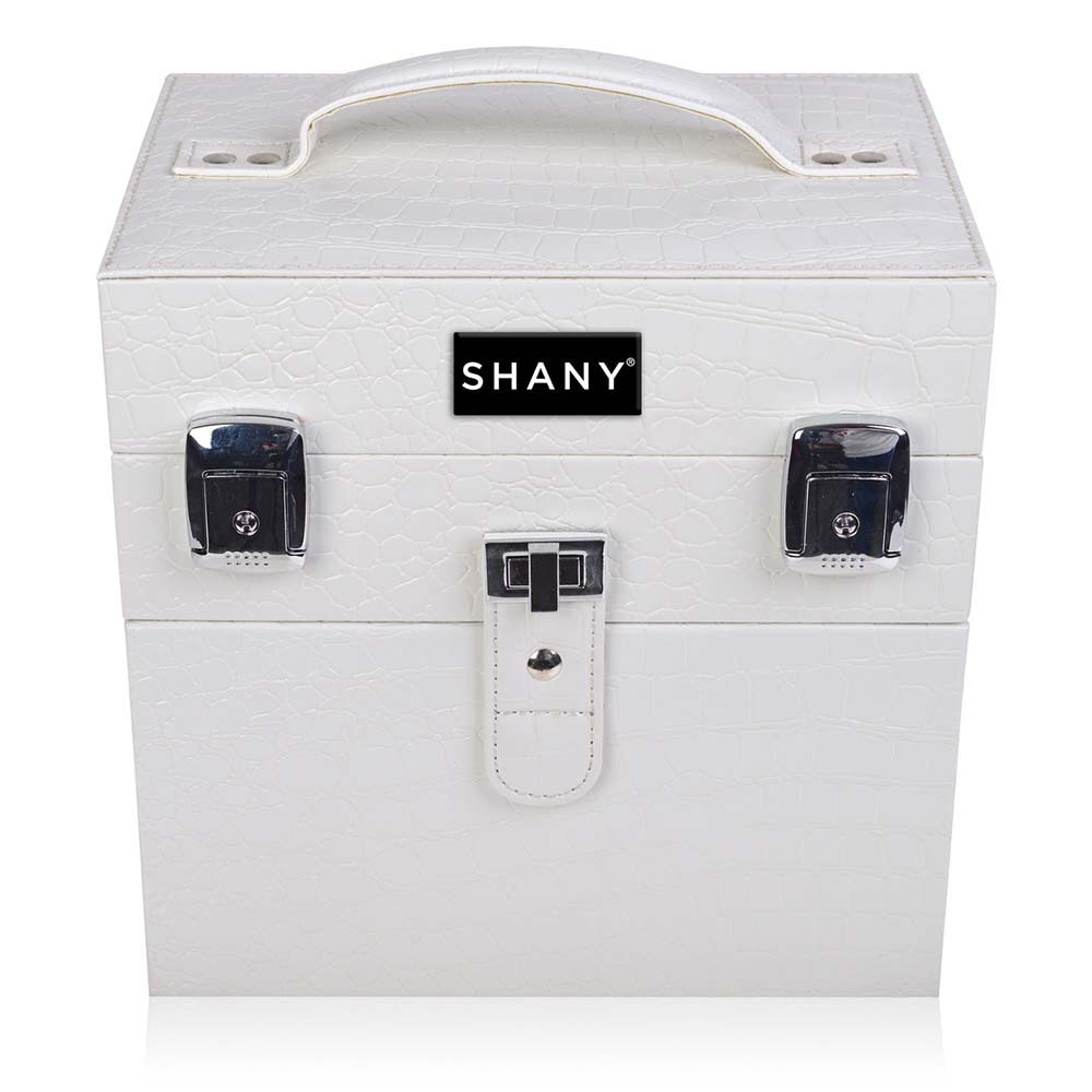 SHANY-Color-Matters-Nail-Accessories-Organizer-and-Makeup-Train-Case miniature 85