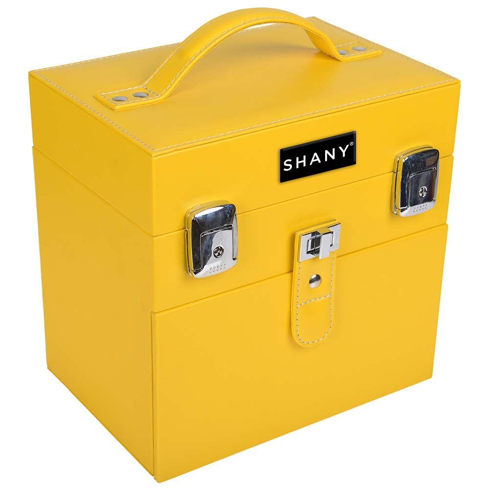 SHANY-Color-Matters-Nail-Accessories-Organizer-and-Makeup-Train-Case miniature 21