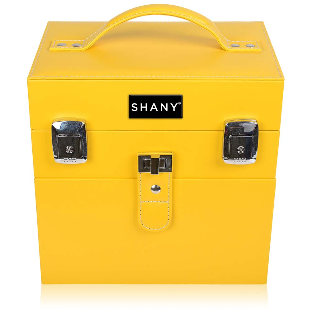 SHANY-Color-Matters-Nail-Accessories-Organizer-and-Makeup-Train-Case miniature 20