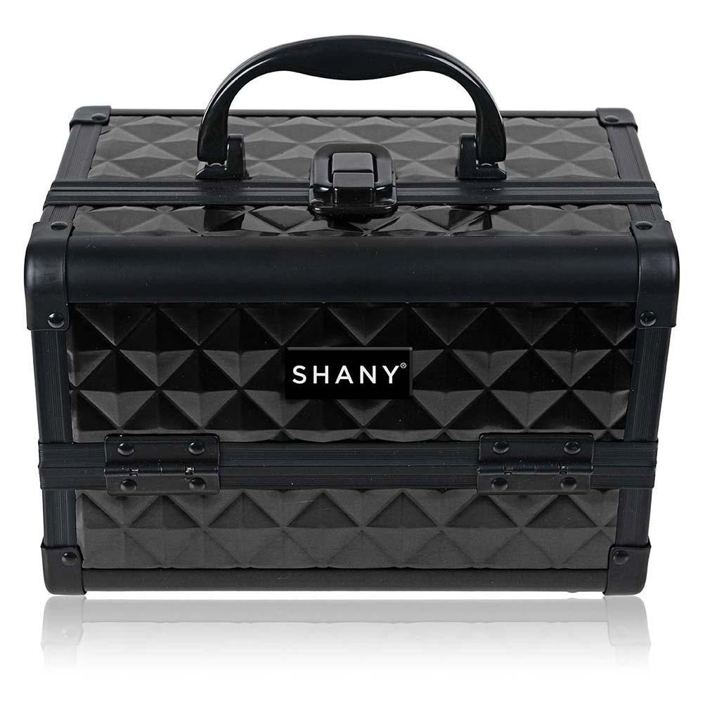 SHANY-Mini-Makeup-Train-Case-With-Mirror miniature 87