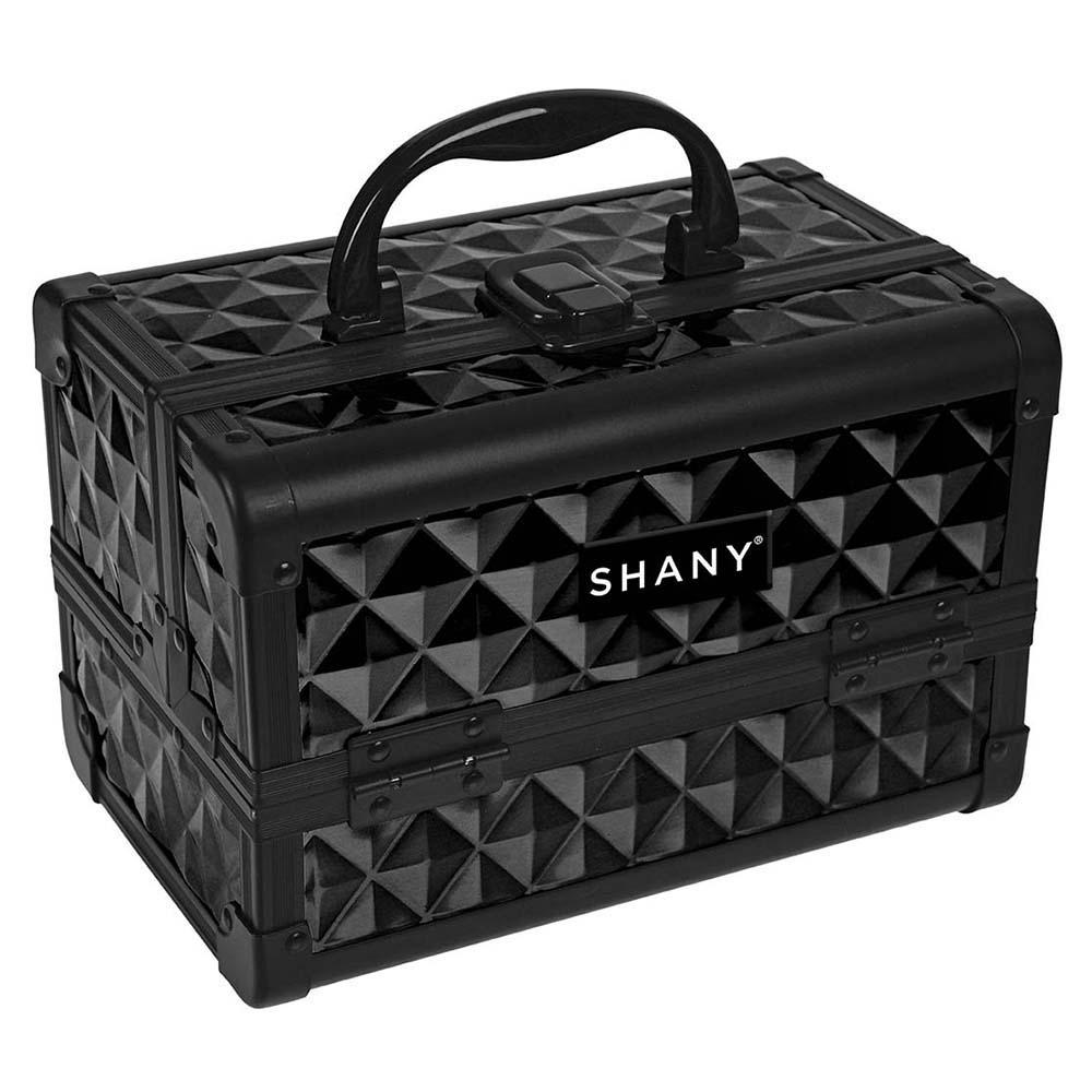 SHANY-Mini-Makeup-Train-Case-With-Mirror miniature 88