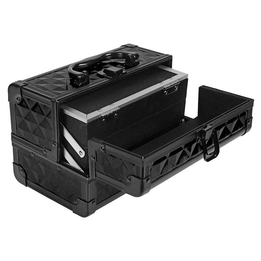 SHANY-Mini-Makeup-Train-Case-With-Mirror miniature 90