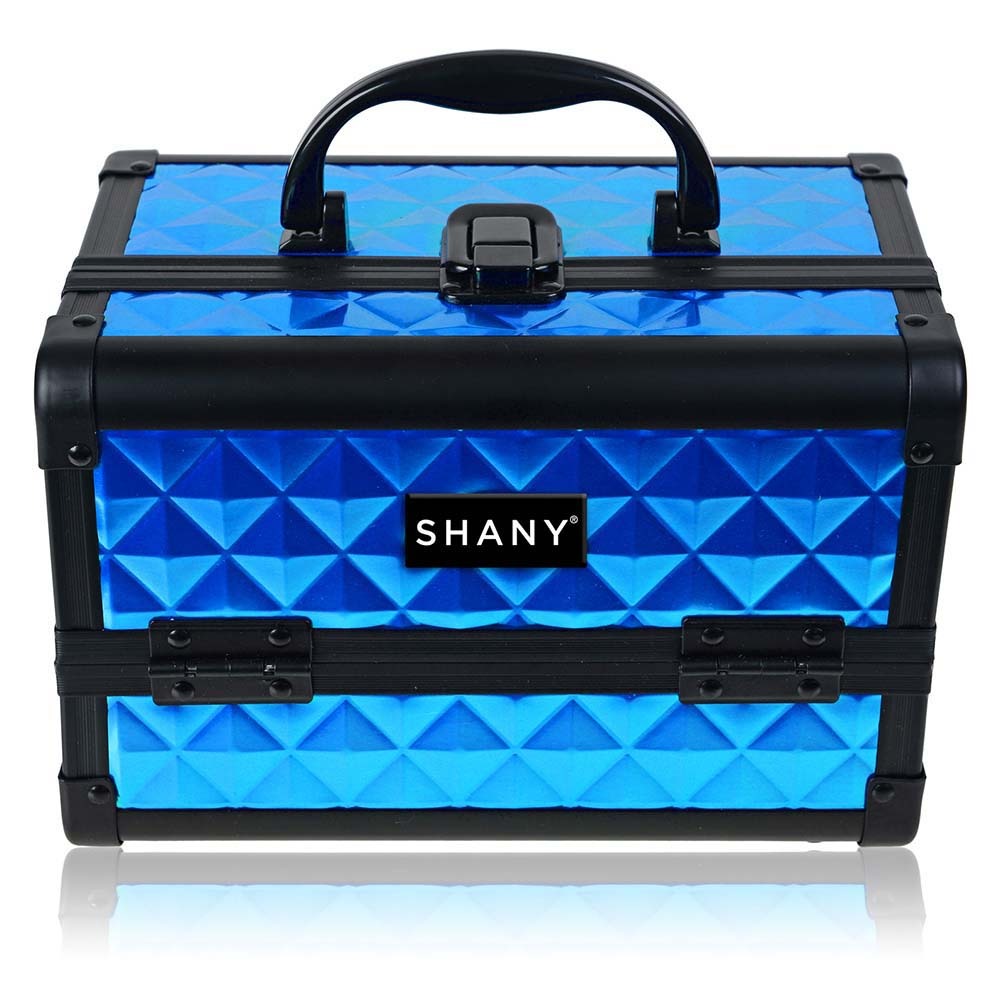 SHANY-Mini-Makeup-Train-Case-With-Mirror miniature 37