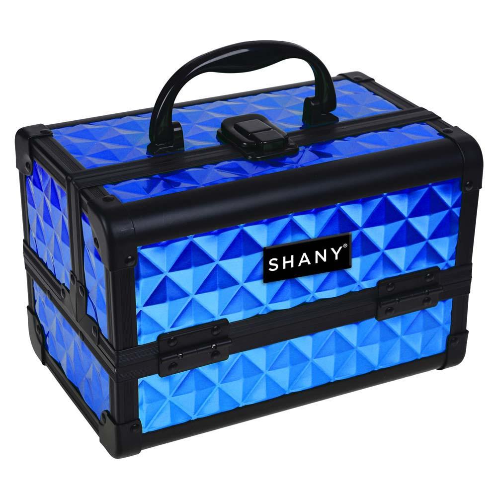 SHANY-Mini-Makeup-Train-Case-With-Mirror miniature 42
