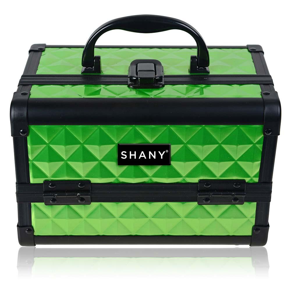 SHANY-Mini-Makeup-Train-Case-With-Mirror miniature 97