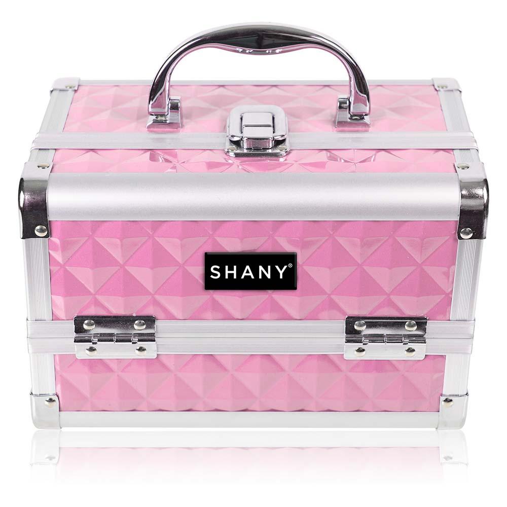 SHANY-Mini-Makeup-Train-Case-With-Mirror miniature 45