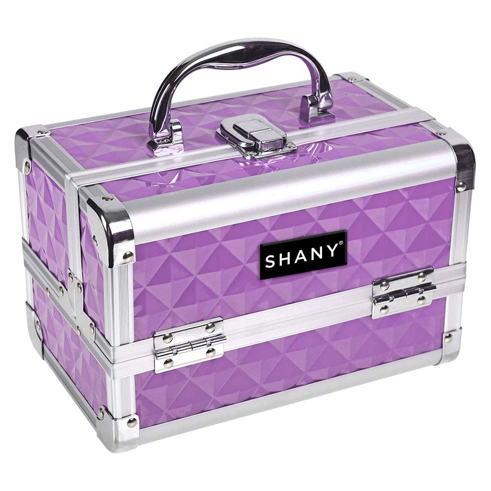 SHANY-Mini-Makeup-Train-Case-With-Mirror miniature 50