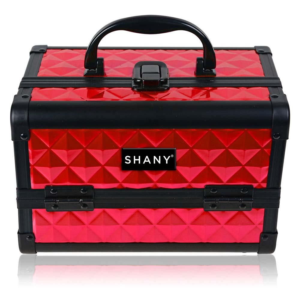 SHANY-Mini-Makeup-Train-Case-With-Mirror miniature 63