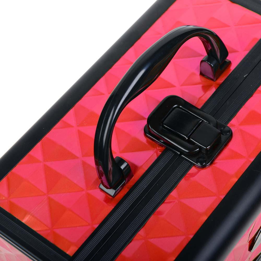 SHANY-Mini-Makeup-Train-Case-With-Mirror miniature 64