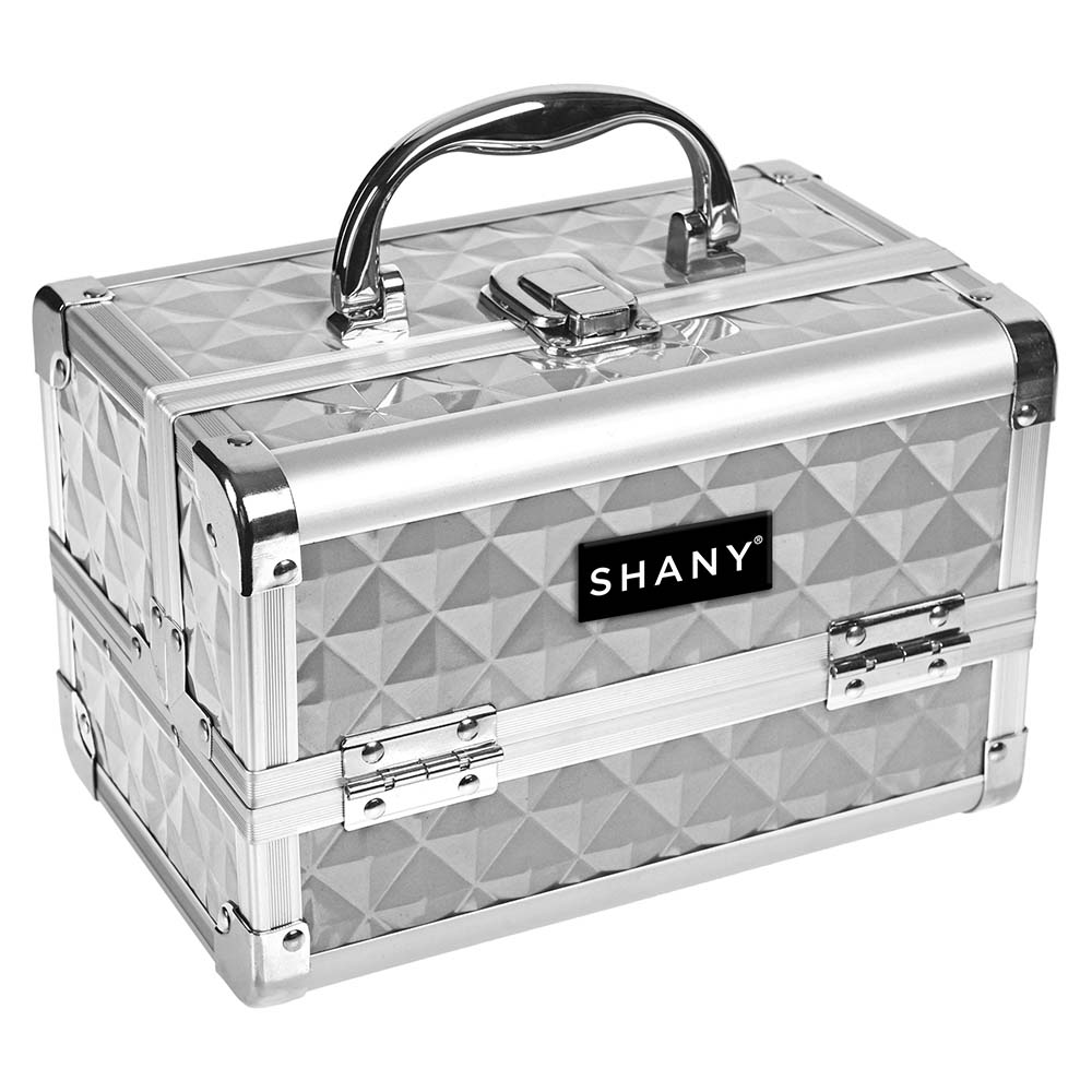 SHANY-Mini-Makeup-Train-Case-With-Mirror miniature 68