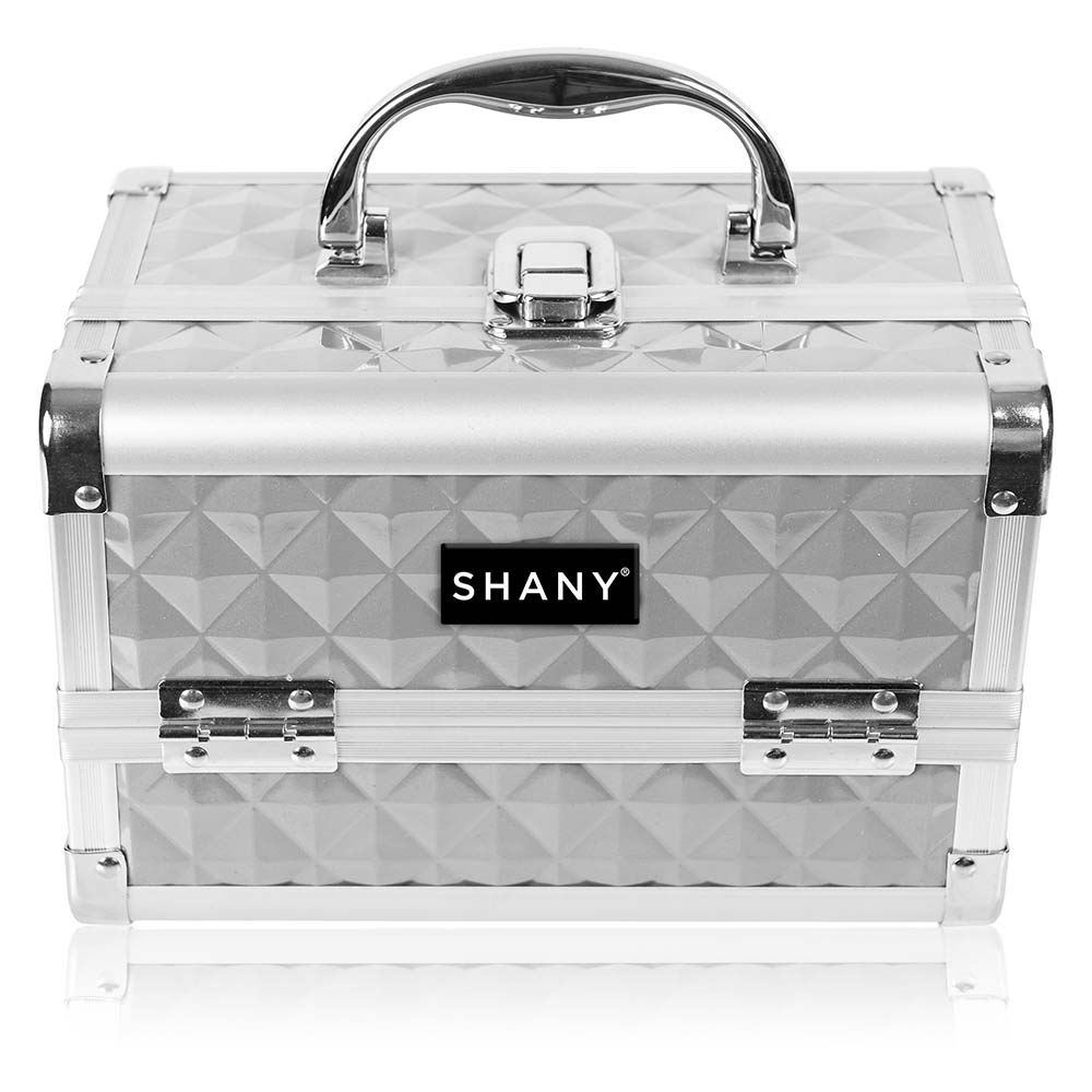 SHANY-Mini-Makeup-Train-Case-With-Mirror miniature 69