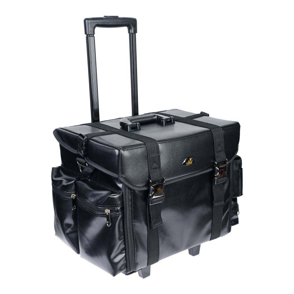 Rolling Cosmetic Travel Bag