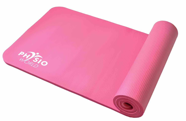 tapis de sport pais en mousse nbr exercice yoga pilates fitness physioworld ebay. Black Bedroom Furniture Sets. Home Design Ideas
