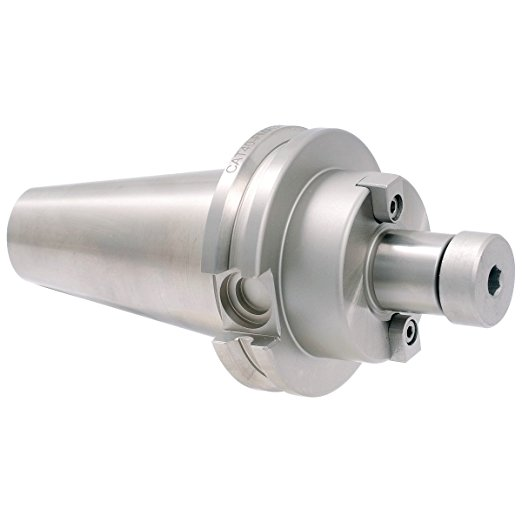 Pro Series by HHIP 3901-4259 Pro 1-1//4 x Cat 40 V-Flange Shell End Mill Arbor