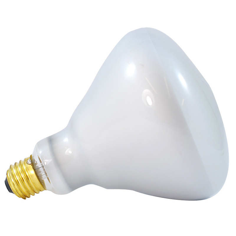 BulbAmerica 120w 130v BR40 Lamp Flood 60 Degree