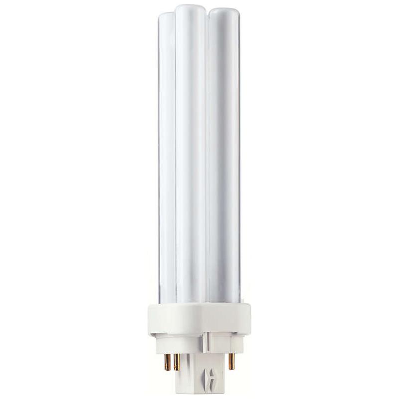 Philips PL-C 13W//835//4P//ALTO 4-Pin Double Tube CFL Lamp FNOB