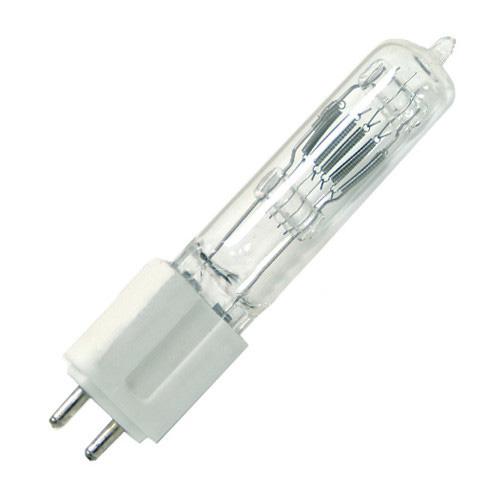 Osram Sylvania 750w 120v EHF G9.5 3300k Single Ended Halogen Light Bulb