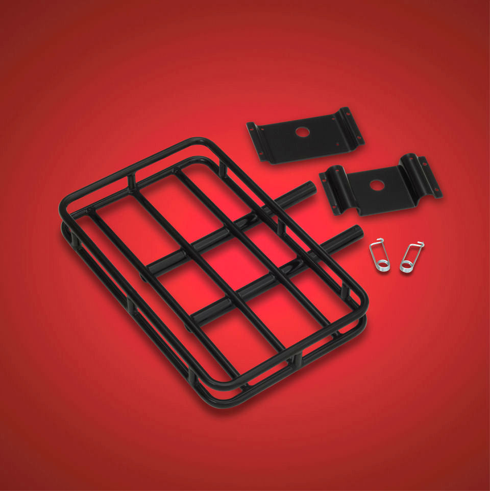 Show Chrome Quick Release Trailer Hitch Rack For Can Am