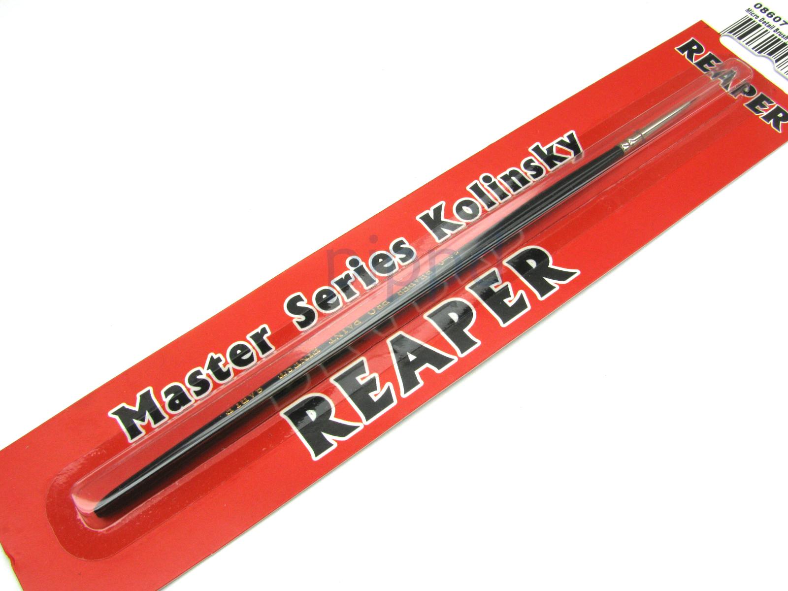 Dark Heaven Legends Reaper 08507 5//0 Detail Brush