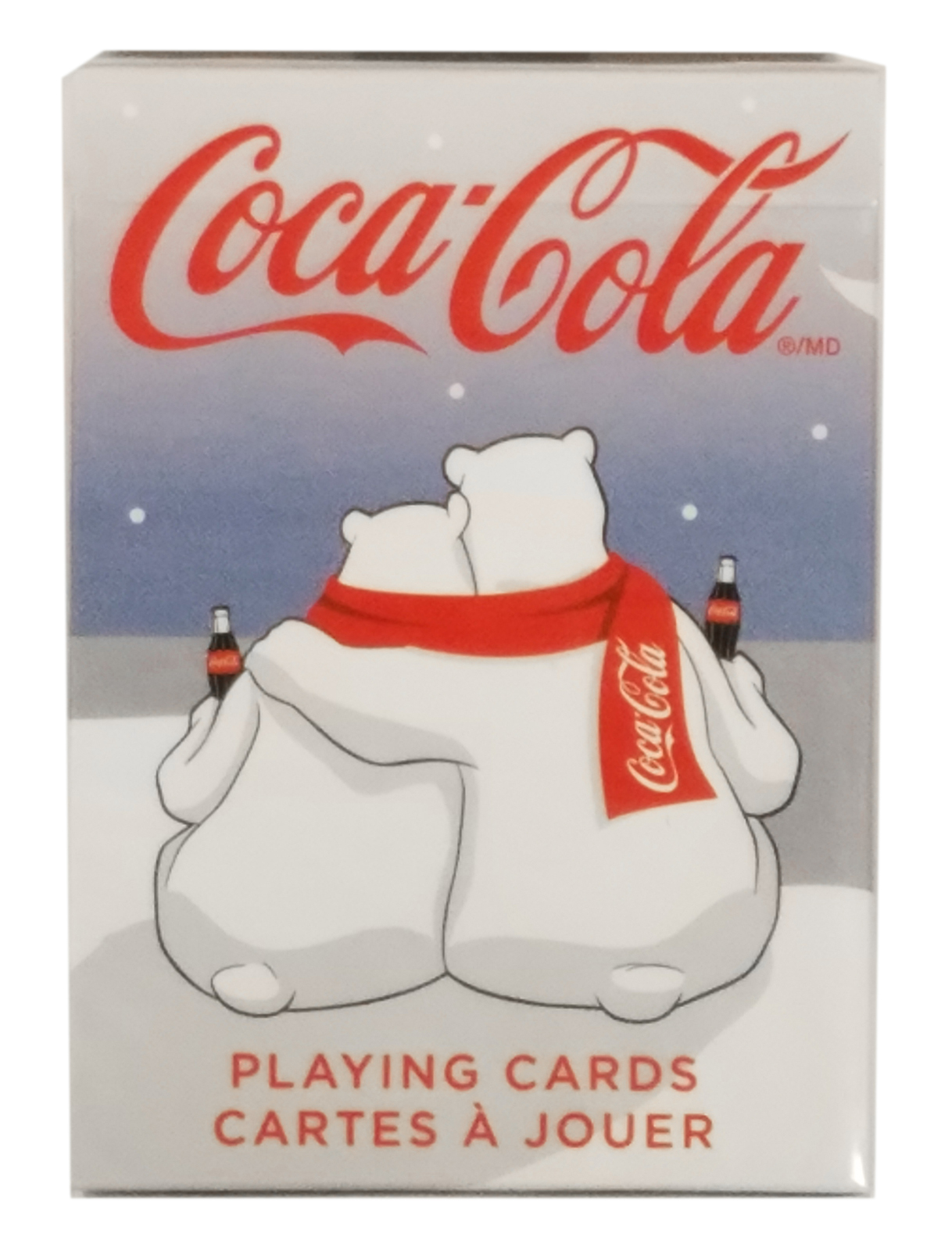 Bicycle Coke Polar Bears Playing Cards - 1 Sealed Deck | eBay