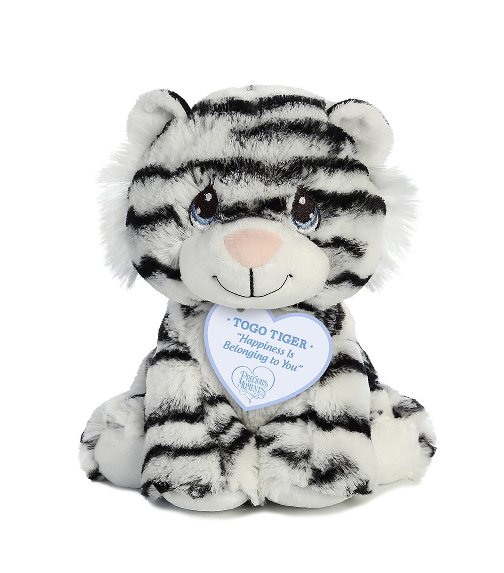 "8.5/"" Aurora Precious Moments Soft Plush Stuffed Animal Rascal Raccoon"
