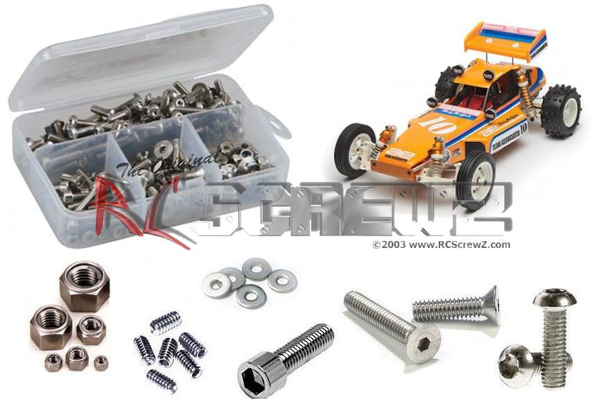 RC Screwz Stainless Steel Screw Kit for Associated RC10 Classic Classic Classic (2013)  ass055 7c3ac8