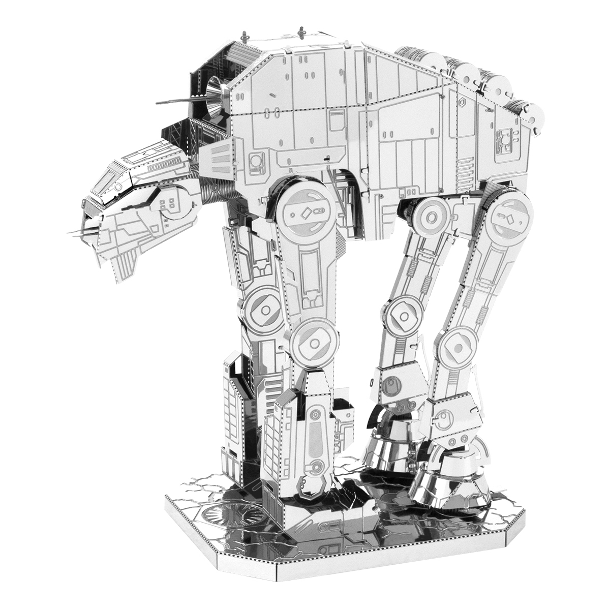 Fascinations Metal Earth Wild West Revolver Kit de mod/èle 3D en m/étal