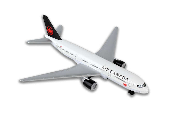 Details about Diecast Metal Aircraft Toy Commercial Airplane - Air Canada  New Livery