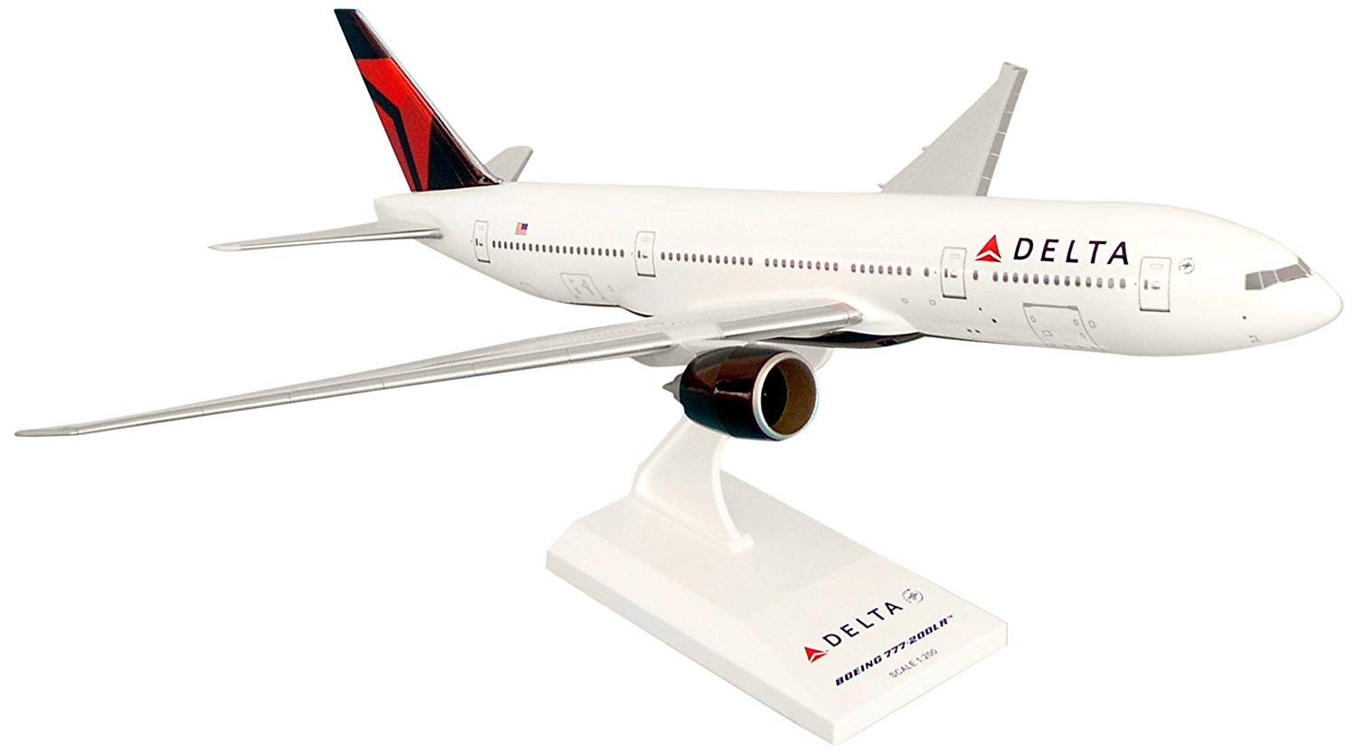 Details about Daron Skymarks Delta 777-200 1/200 2007 Livery Model Aircraft