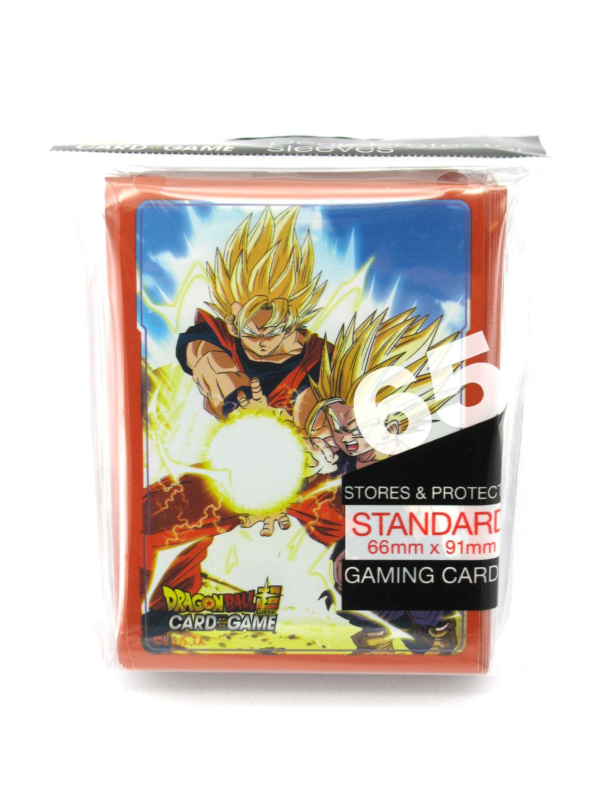 65 Sleeves Ultra Pro-Deck Protector Sleeves-Dragon Ball Super v2