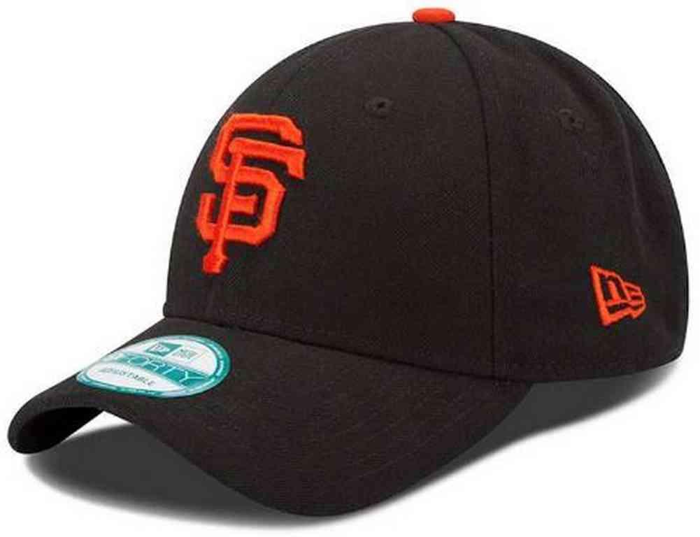 New Era San Francisco Giants Baseball Cap Hat MLB League 9Forty OTC 10047548 3b4e3c12782