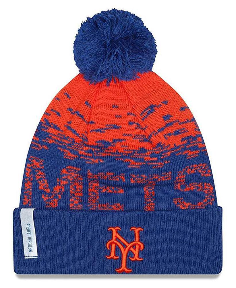 df684f65f1b0a ... czech new era new york mets mlb on field sports knit stocking beanie  11212435 7a457 2cf97