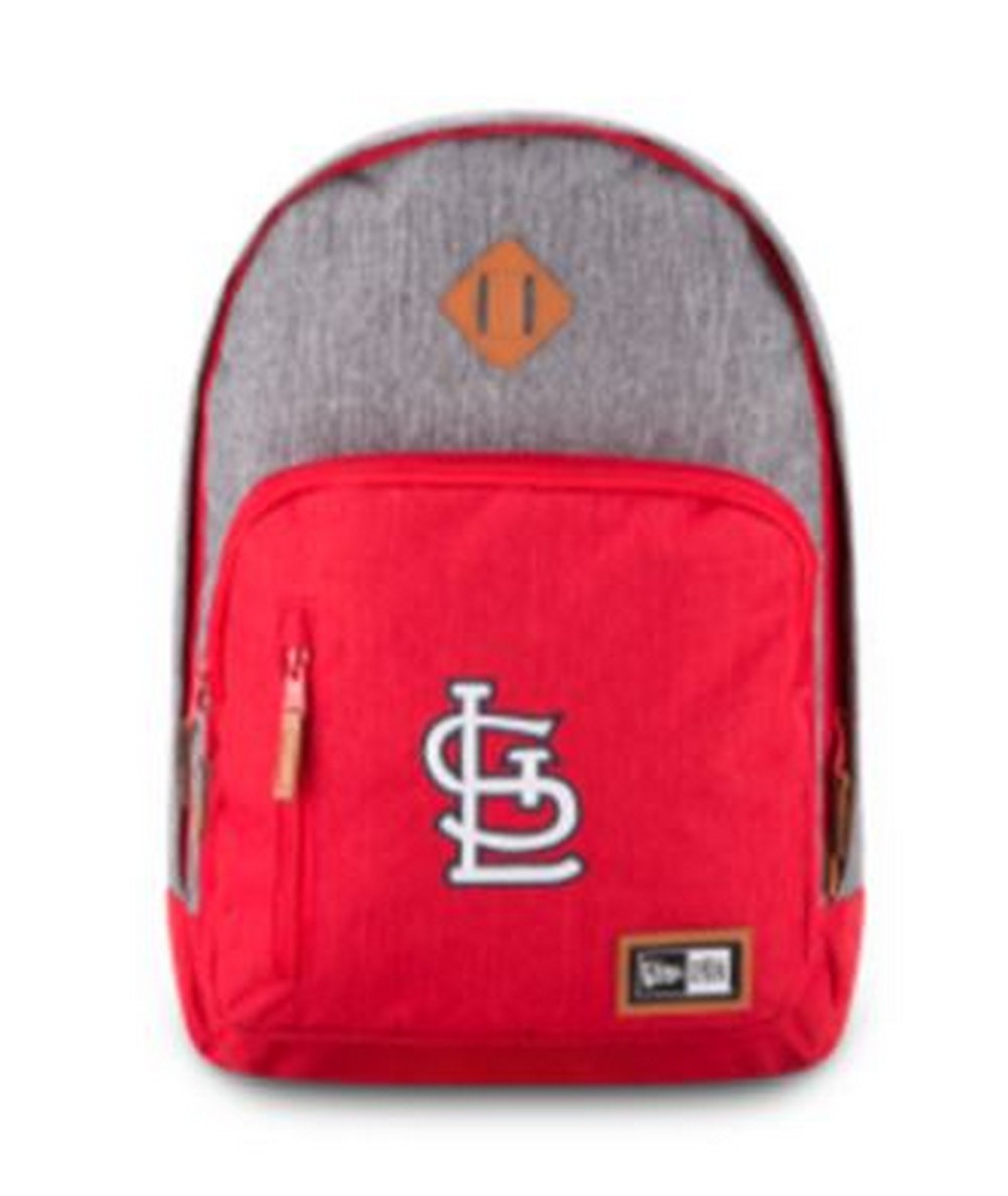 1e692dd35b49 Details about New Era St Louis Cardinals Cram Action Backpack MLB Baseball  Team Laptop Slot