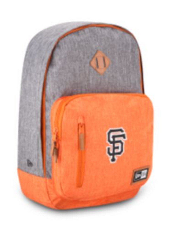 0652abefc34c Details about New Era San Francisco Giants Cram Action Backpack MLB  Baseball Team Laptop Slot