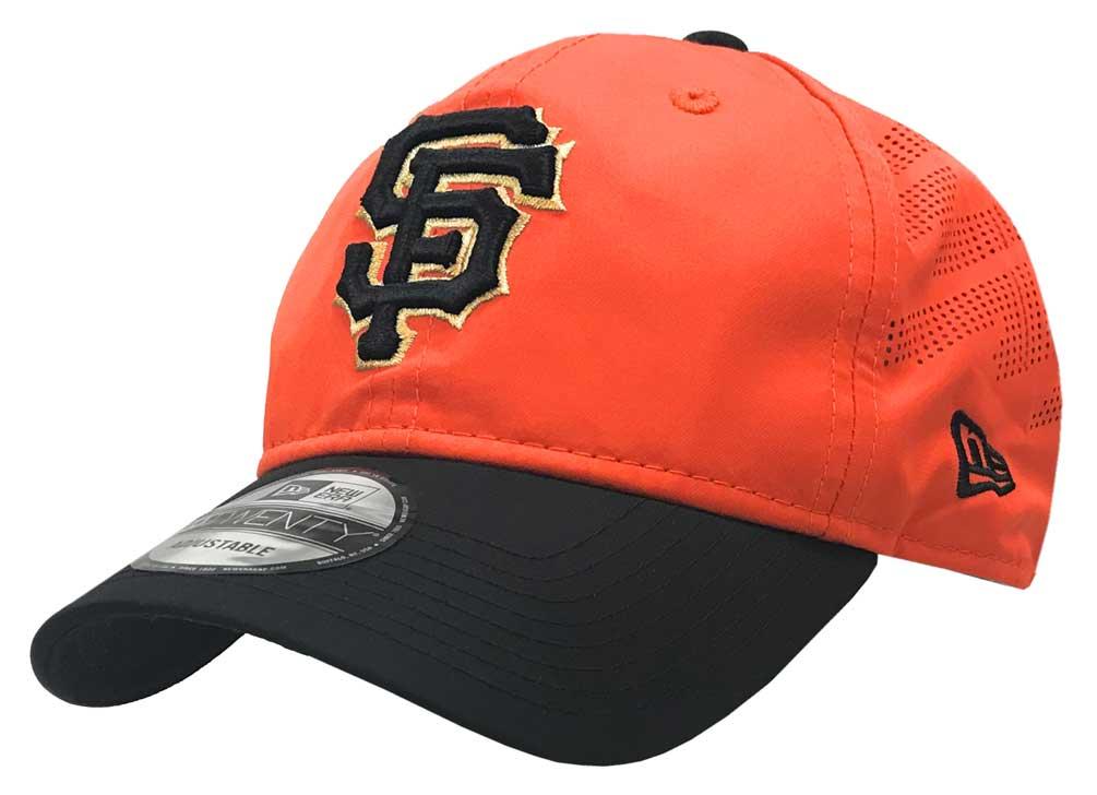 reputable site 9b9a2 fc880 New Era MLB San Francisco Giants Batting Practice Baseball Hat 9Twenty Cap  SFO