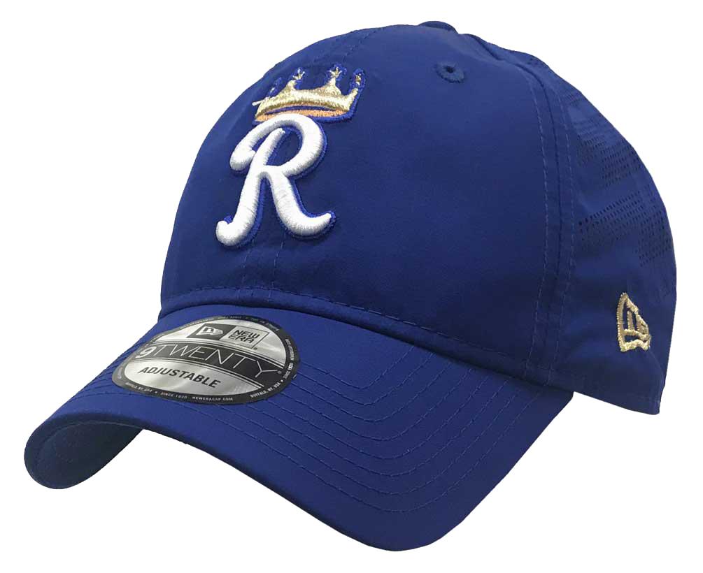lowest price 2f886 dcc97 New Era MLB Kansas City Royals Batting Practice Baseball Hat 9Twenty Cap