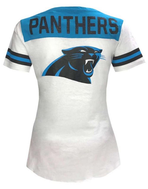 New Era NFL CAROLINA PANTHERS Established Number T-Shirt NEU//OVP