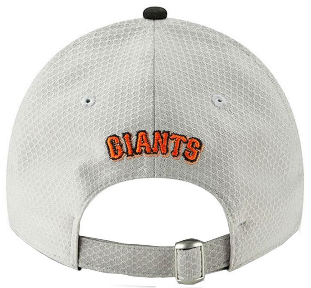 3bd7beed7a7 New Era 2019 MLB San Francisco Giants Baseball Cap Hat ROAD Bat Practice  9Twenty 193323492895