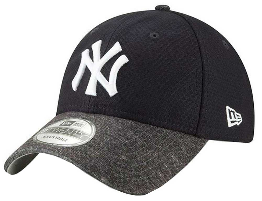 863643844bc8ea New Era 2019 MLB New York Yankees Baseball Cap Hat ROAD Bat Practice 9Twenty