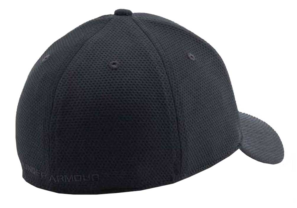 2ea641366eb9 Under Armour Men's UA Blitzing II Stretch Fit Baseball Cap Hat ...