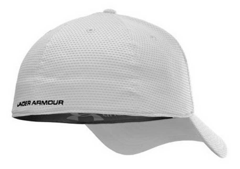 Under Armour Men s UA Blitzing II Stretch Fit Baseball Cap Hat ... 68028f468fb