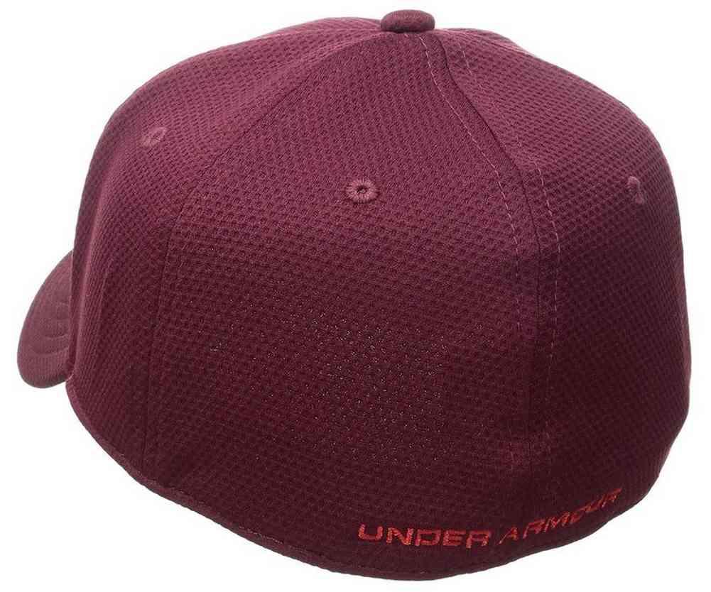 Under Armour Men s UA Blitzing II Stretch Fit Baseball Cap Hat ... 68028f468fb